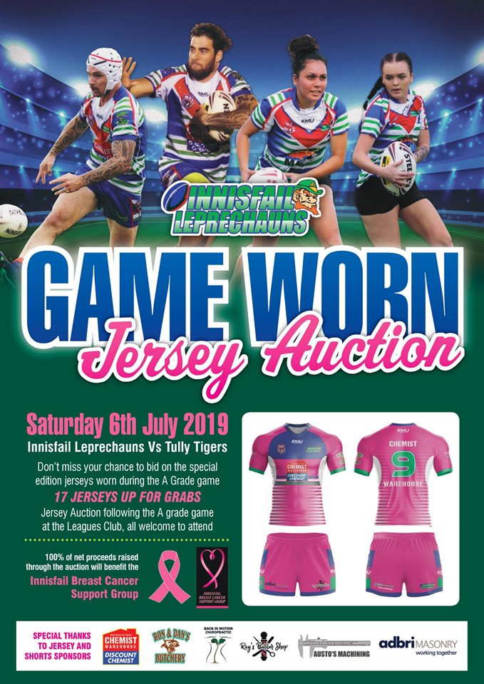 Jersey Auction